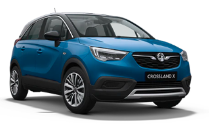 Crossland Hatchback