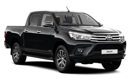 Toyota Hilux Diesel Lease